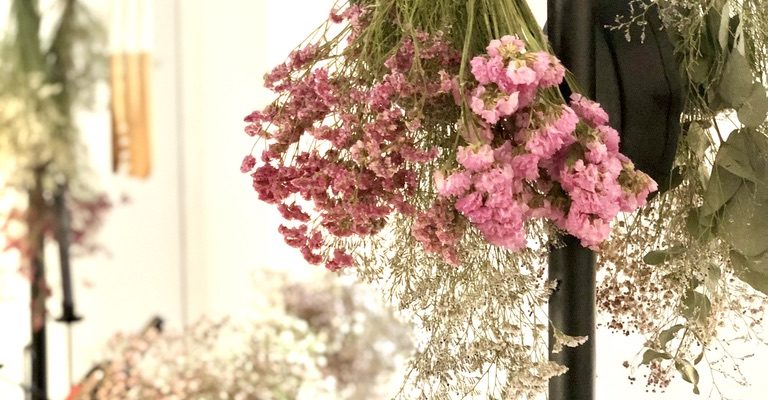 How to make dried flowers:The easiest way and flowers to choose for the summer dried bouquets